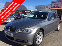 2012 BMW 3 SERIES 318 DIESEL EXCLUSIVE EDITION TOURING £8995.00