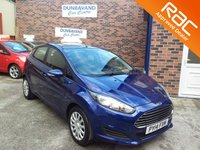 2014 FORD FIESTA 1.2 STYLE 5d 81 BHP £SOLD