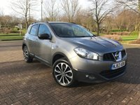 USED 2013 63 NISSAN QASHQAI 1.6 DCI 360 4WD IS 5d 130 BHP 1 OWNER, FULL SERVICE HISTORY