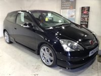 2005 HONDA CIVIC 2.0 TYPE-R 3d 200 BHP Great Value for money Hot Hatch £3995.00