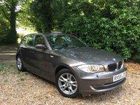 2009 BMW 1 SERIES 2.0 120I 5d 148 BHP £6989.00