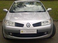 2008 RENAULT MEGANE 1.6 DYNAMIQUE VVT 2d AUTO 110 BHP £3295.00