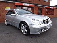 2007 MERCEDES-BENZ C CLASS C230 AVANTGARDE SE 2.5 4d AUTO 202 BHP £5989.00