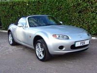 2006 MAZDA MX-5 1.8 I 2d 125 BHP £3975.00