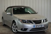 USED 2011 11 SAAB 9-3 1.9 LINEAR SE TTID 2d 160 BHP NATIONALLY PRICE CHECKED DAILY