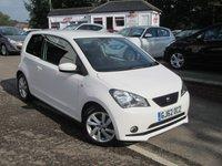 2012 SEAT MII 1.0 SPORT 3d 74 BHP £4000.00