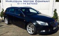 2011 VAUXHALL INSIGNIA 2.0 SRI VX-LINE CDTI 5d AUTO 158 BHP £6999.00
