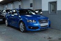 2007 AUDI S3 2.0 S3 TFSI QUATTRO 3d 262 BHP £11495.00