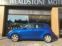 2009 SUZUKI SWIFT 1.5 GLX 5d 100 BHP £3800.00