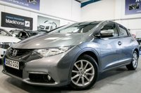 2012 HONDA CIVIC 2.2 I-DTEC ES 5d [�20 TAX+R/CAM+ALLOYS] £8650.00
