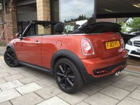 2013 MINI CONVERTIBLE 2.0 COOPER SD 2d 141 BHP £13000.00