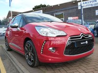 2014 CITROEN DS3 1.6 THP DSPORT PLUS 3d 150 BHP £SOLD
