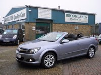 2009 VAUXHALL ASTRA 1.8 TWIN TOP SPORT 3d 140 BHP £SOLD