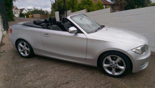 2010 10 BMW 1 SERIES 2.0 118D SPORT 2d 141 BHP