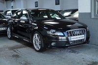 2009 AUDI S4 3.0 QUATTRO 4d 329 BHP V6  £19995.00