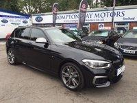 2015 BMW 1 SERIES 3.0 M135I 5d AUTO 322 BHP £23995.00
