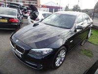 2010 BMW 5 SERIES 2.0 520D SE 4d 181 BHP £10800.00