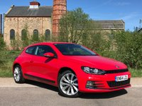USED 2015 64 VOLKSWAGEN SCIROCCO 1.4 TSI  One Owner From New!