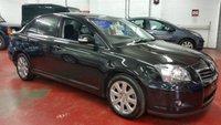 2007 TOYOTA AVENSIS 1.8 TR VVT-I 4d AUTO 128 BHP £3995.00