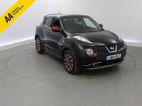 2014 NISSAN JUKE 1.6 TEKNA 5d AUTO 117 BHP £10950.00