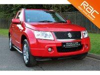 2006 SUZUKI GRAND VITARA 1.6 VVT PLUS 3d 105 BHP £3750.00