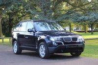 2007 BMW X3 2.0 D SE 5d 148 BHP £6790.00
