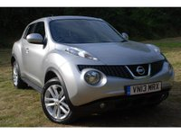 USED 2013 13 NISSAN JUKE 1.5 dCi Acenta Premium 5dr ECO 59+ Mpg * HIGH SPEC MODEL*