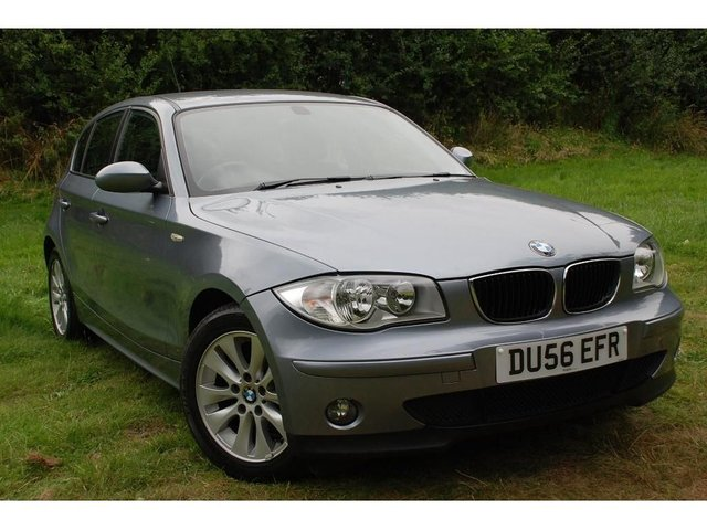 2006 56 BMW 1 SERIES 1.6 116i SE 5dr