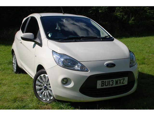 2013 13 FORD KA 1.2 Zetec 3dr (start/stop)