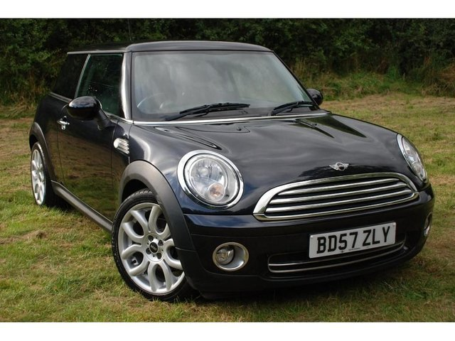 2007 57 MINI HATCH ONE 1.4 One 3dr