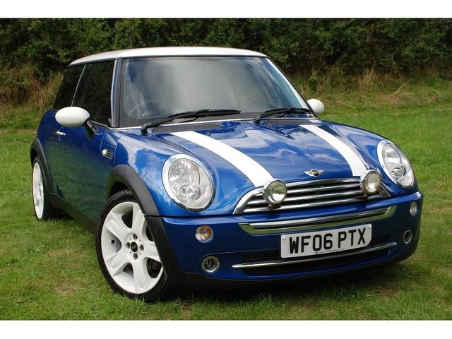 2006 06 MINI HATCH COOPER 1.6 Cooper 3dr