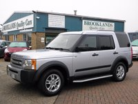 2006 LAND ROVER DISCOVERY 2.7 3 TDV6 GS 5d 188 BHP 7Seats £10995.00