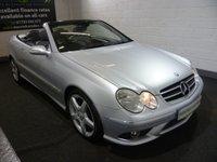 2006 MERCEDES-BENZ CLK 1.8 CLK200 KOMPRESSOR SPORT 2d AUTO 161 BHP £7000.00