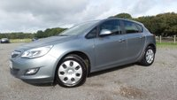 2011 VAUXHALL ASTRA 1.6 EXCLUSIV 5d 113 BHP £4200.00