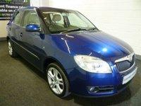 2007 SKODA FABIA 1.9 LEVEL 3 TDI 5d 103 BHP £3000.00
