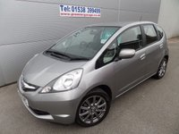2010 HONDA JAZZ 1.3 I-VTEC SI  5 DOOR ONLY 35000 MILES AIR CON ALLOYS £6495.00