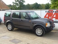 2005 LAND ROVER DISCOVERY 2.7 3 TDV6 SE 5d AUTO 188 BHP £SOLD