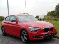 2012 BMW 1 SERIES 1.6 116I SPORT 3d 135 BHP £11990.00