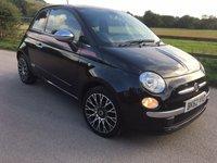 2012 FIAT 500 1.2 BY GUCCI 3d 69 BHP £7995.00