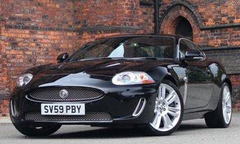 2009 JAGUAR XK 5.0 XKR 2d AUTO 510 BHP £27975.00