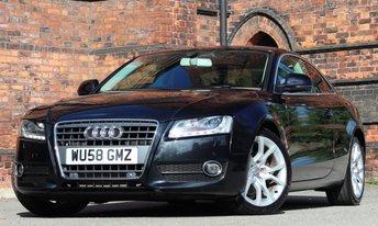 2008 AUDI A5 2.7 TDI SPORT 3d AUTO 187 BHP £10475.00