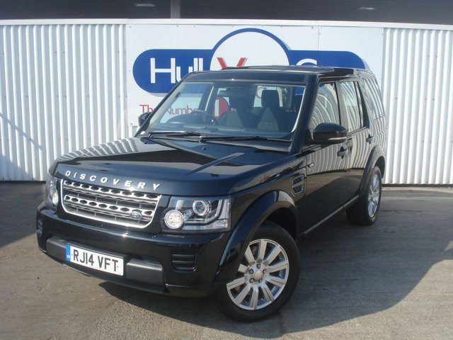 2014 14 LAND ROVER DISCOVERY 3.0 SDV6 GS 5d AUTO 255 BHP