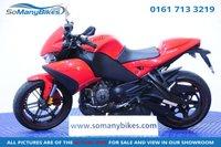 2009 BUELL 1125 CR - Good mileage £4295.00