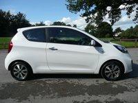 2014 KIA PICANTO 1.0 VR7 3d 68 BHP £5395.00
