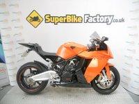 2011 KTM RC8 1190 £6491.00