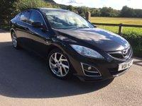 2011 MAZDA 6 2.2 D SPORT 5d 180 BHP £6995.00