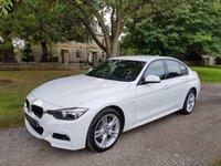 2014 BMW 3 SERIES 3.0 335D XDRIVE M SPORT 4d AUTO 309 BHP £23950.00