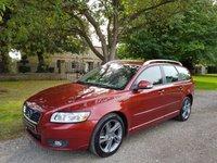 2012 VOLVO V50 1.6 DRIVE SE EDITION S/S 5d 113 BHP £9950.00