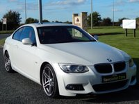 2011 BMW 3 SERIES 2.0 320D M SPORT 2d 181 BHP £14990.00