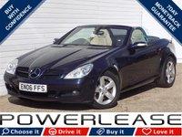 2006 MERCEDES-BENZ SLK 3.0 SLK280 2d AUTO 231 BHP £6289.00